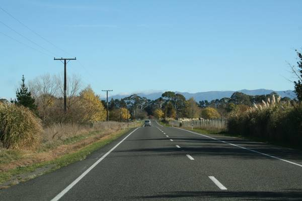 Highway to Wellington