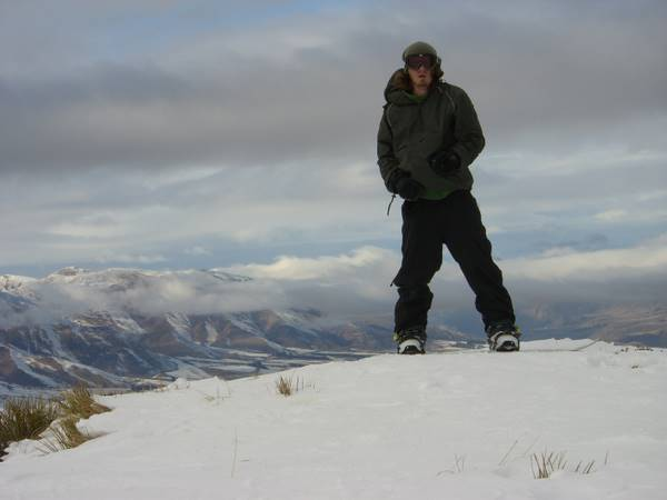 July 21st on Coronet Peak