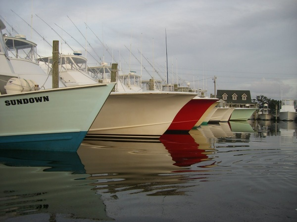 Hatteras Boats