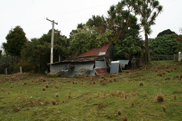 Stewart Island Dilapidation