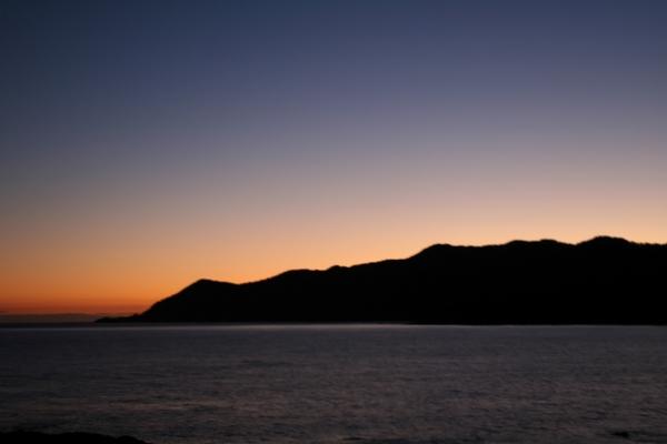 Te Kaha Sunrise